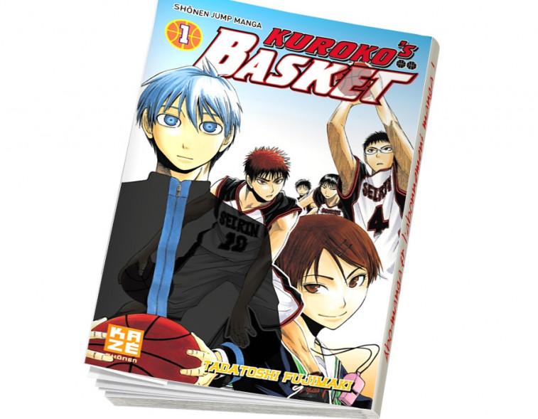 Abonnement Kuroko's Basket tome 1