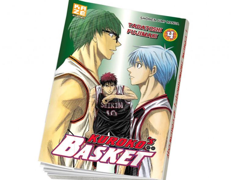 Abonnement Kuroko's Basket tome 4