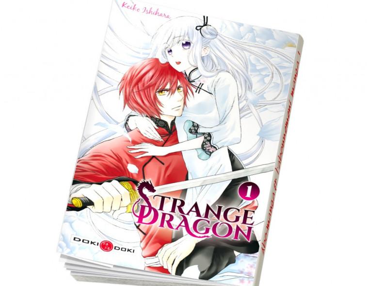 Abonnement Strange Dragon tome 1