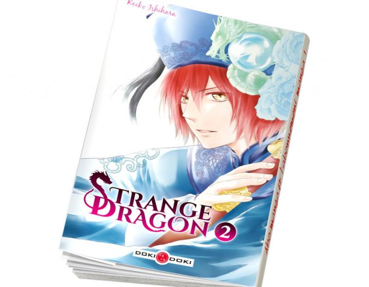 Abonnement Strange Dragon tome 2