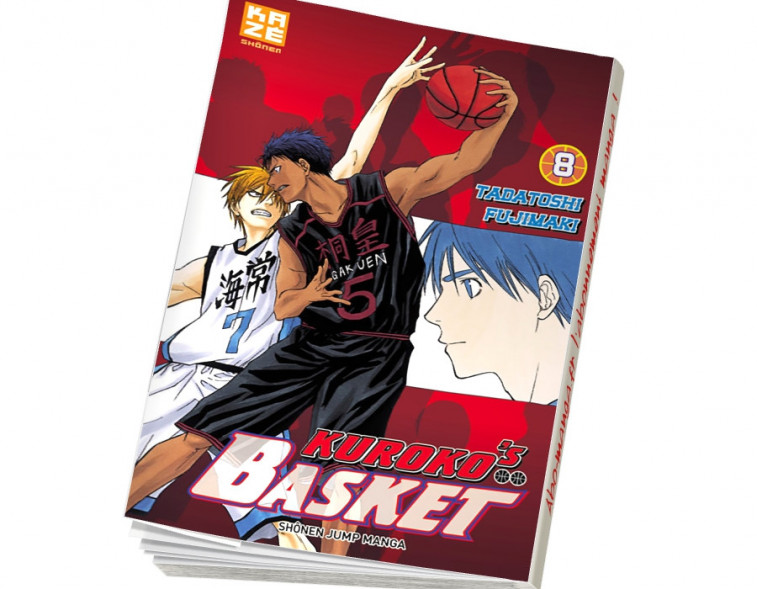 Abonnement Kuroko's Basket tome 8