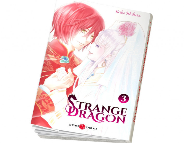 Abonnement Strange Dragon tome 3