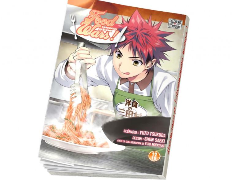 Abonnement Food wars ! tome 13