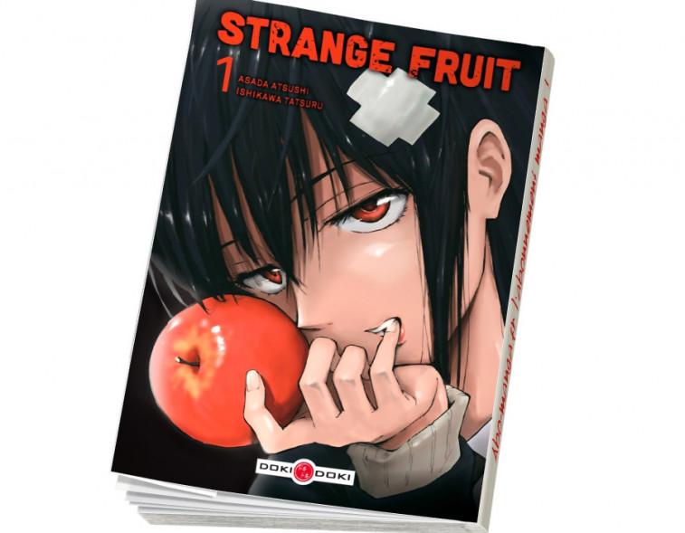 Abonnement Strange fruit tome 1