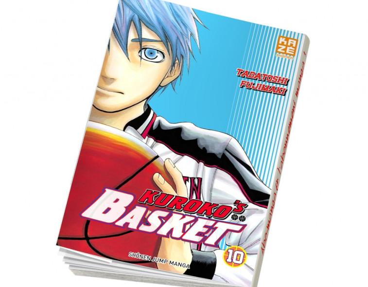 Abonnement Kuroko's Basket tome 10