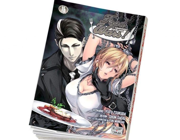 Abonnement Food wars ! tome 16