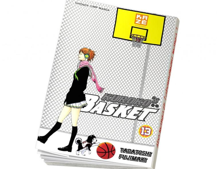 Abonnement Kuroko's Basket tome 13