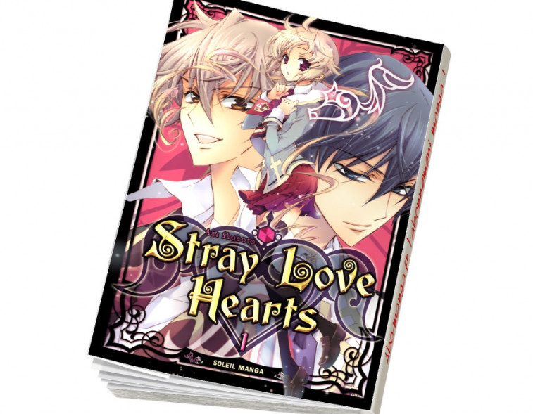 Abonnement Stray Love Hearts tome 1