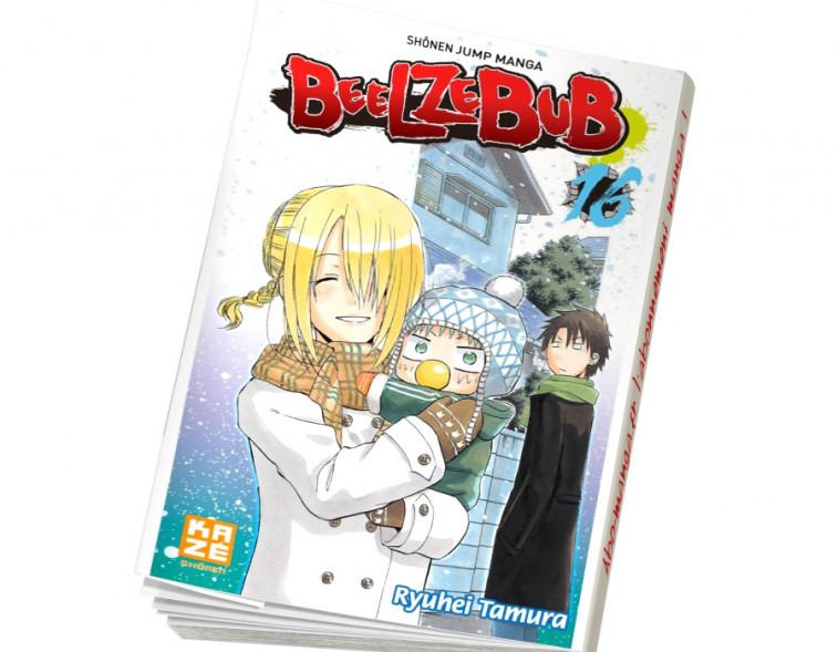 Abonnement Beelzebub tome 16