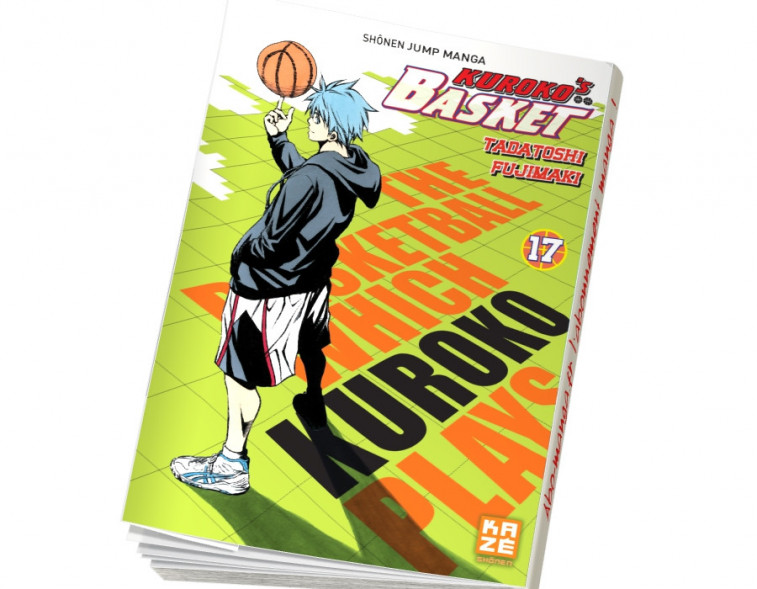 Abonnement Kuroko's Basket tome 17