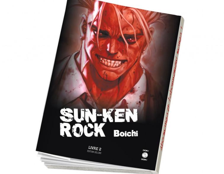 Abonnement Sun-Ken Rock - deluxe tome 2