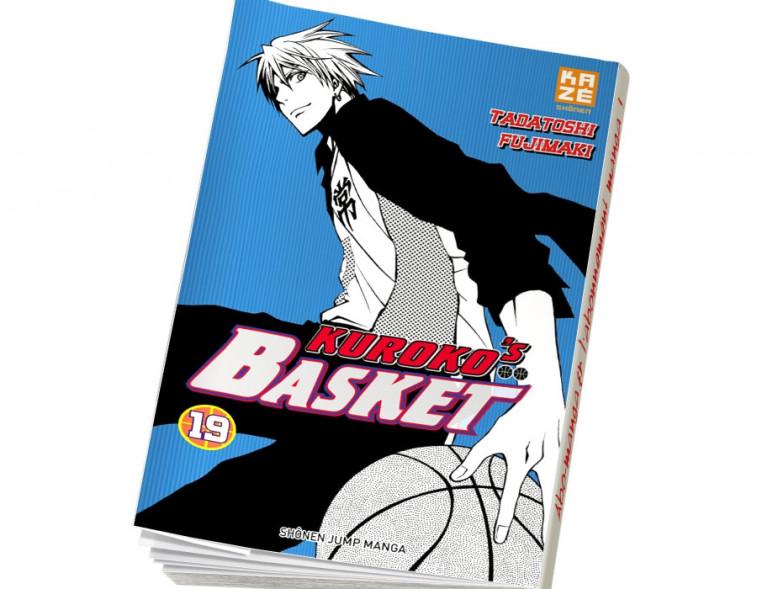Abonnement Kuroko's Basket tome 19