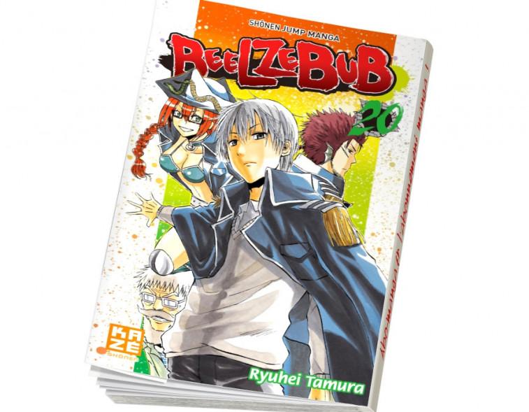 Abonnement Beelzebub tome 20