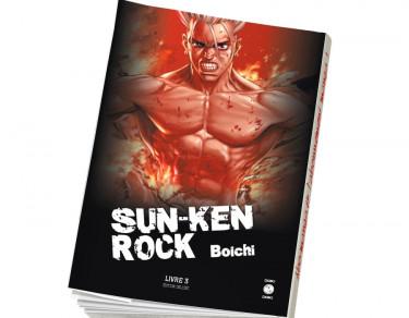 Sun-Ken Rock - deluxe Sun-Ken Rock - deluxe T03
