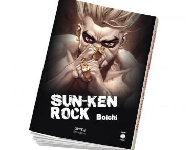 Sun-Ken Rock - deluxe Sun-Ken Rock - deluxe T06