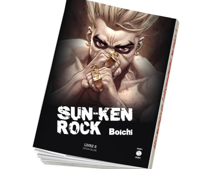 Abonnement Sun-Ken Rock - deluxe tome 6