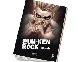 Sun-Ken Rock - deluxe