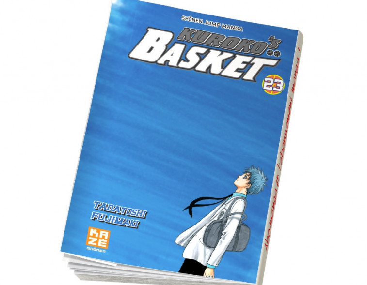 Abonnement Kuroko's Basket tome 23