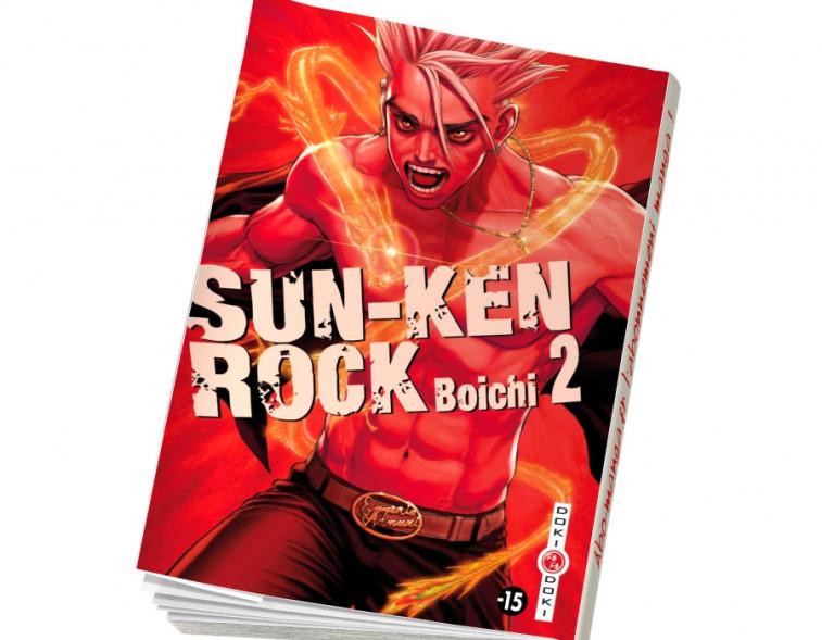 Abonnement Sun-Ken Rock tome 2