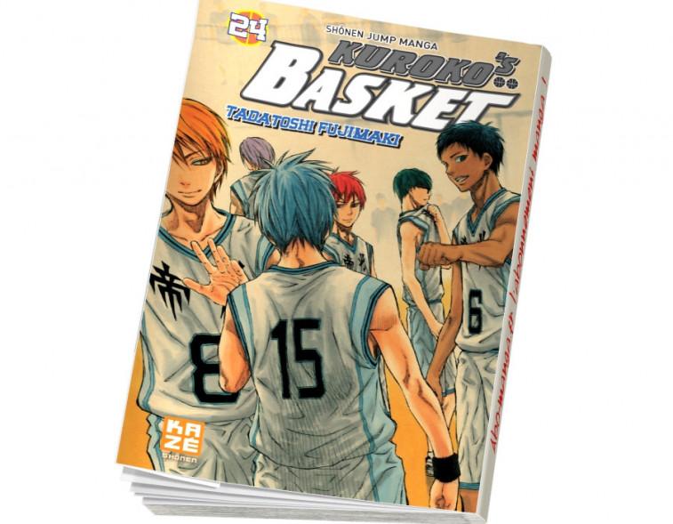 Abonnement Kuroko's Basket tome 24