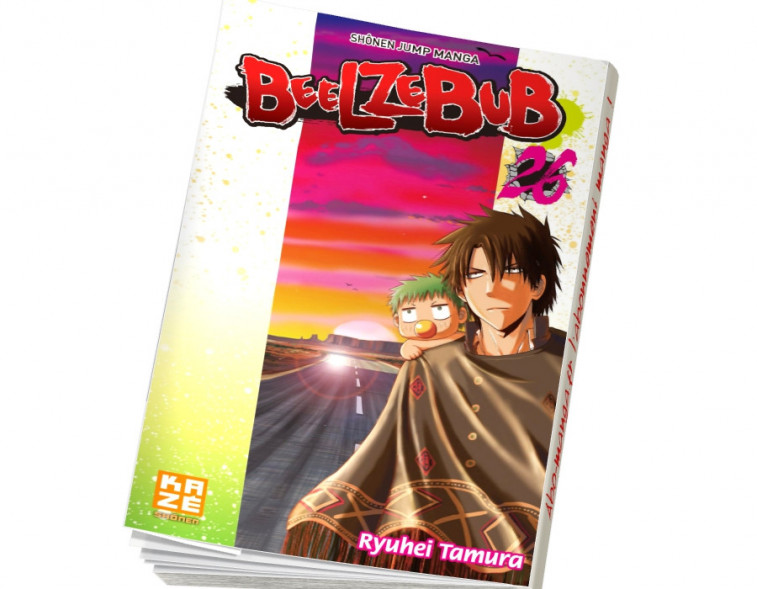 Abonnement Beelzebub tome 26