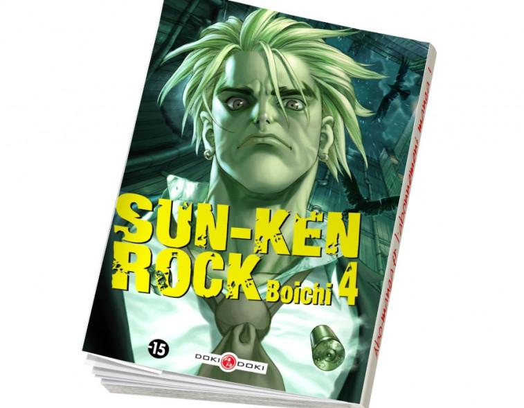 Abonnement Sun-Ken Rock tome 4