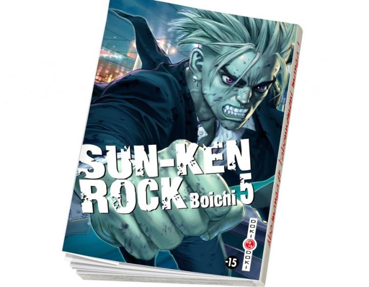 Abonnement Sun-Ken Rock tome 5