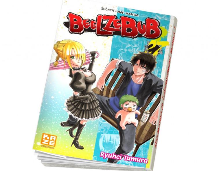 Abonnement Beelzebub tome 27