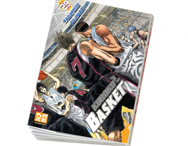Abonnement Kuroko's Basket tome 29