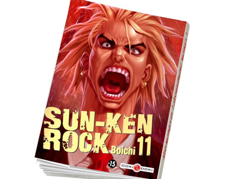 Abonnement Sun-Ken Rock tome 11