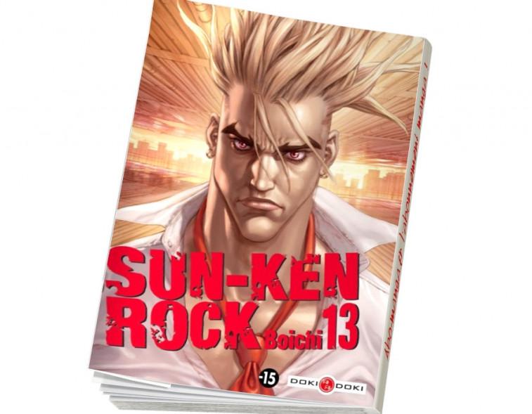 Abonnement Sun-Ken Rock tome 13