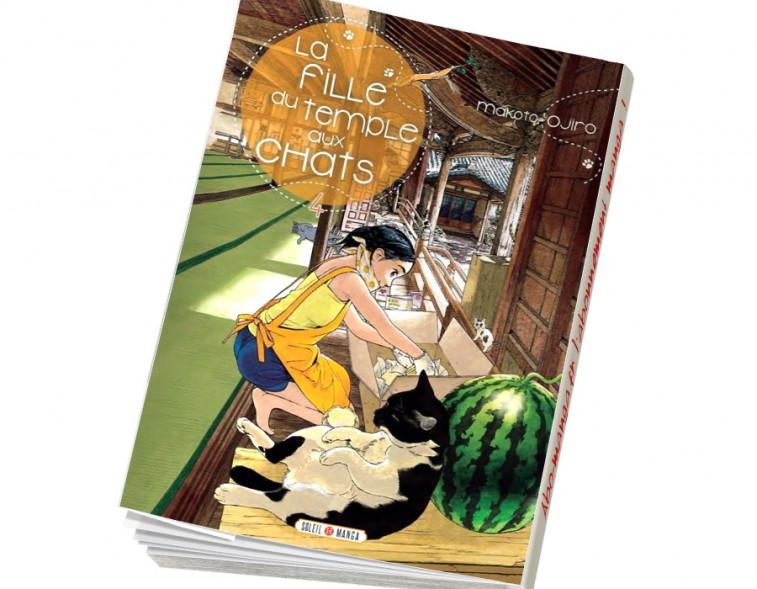 Abonnement La Fille du Temple aux Chats tome 4