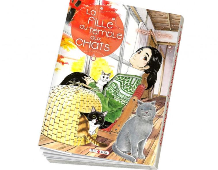 Abonnement La Fille du Temple aux Chats tome 6