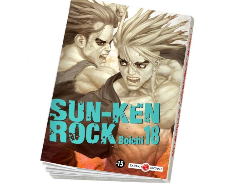 Abonnement Sun-Ken Rock tome 18