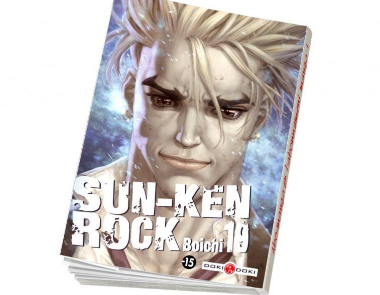 Abonnement Sun-Ken Rock tome 19