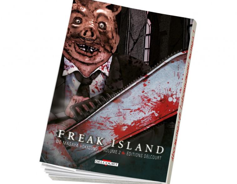 Abonnement Freak Island tome 2