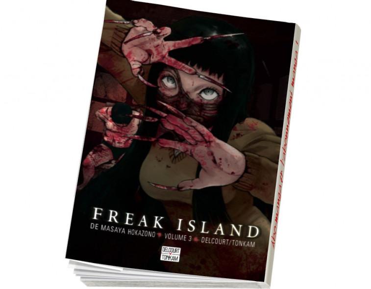 Abonnement Freak Island tome 3