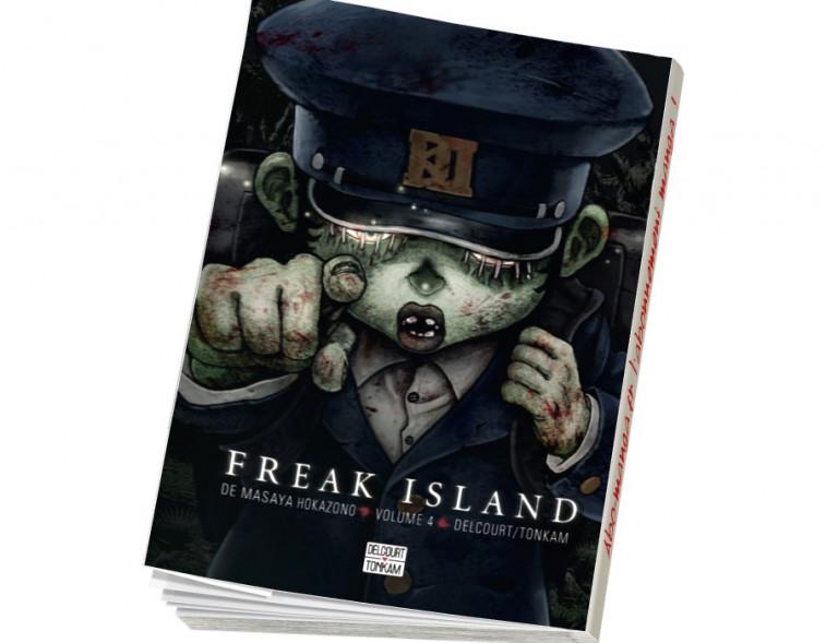 Abonnement Freak Island tome 4