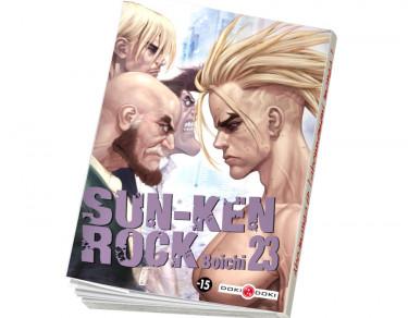 Sun-Ken Rock Sun-Ken Rock T23