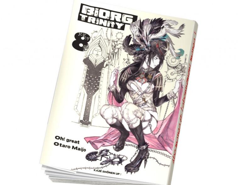 Abonnement Biorg Trinity tome 8