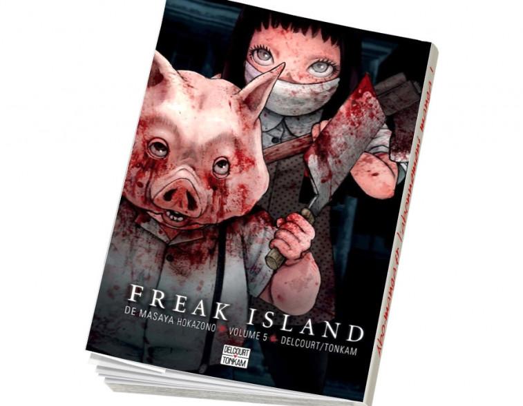 Abonnement Freak Island tome 5