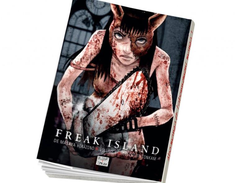 Abonnement Freak Island tome 6