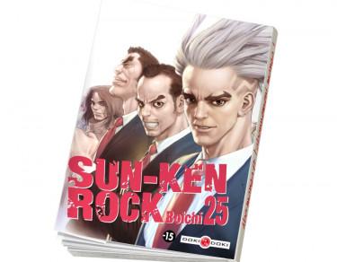 Sun-Ken Rock Sun-Ken Rock T25