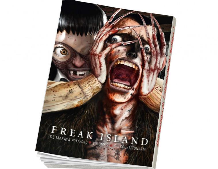 Abonnement Freak Island tome 7