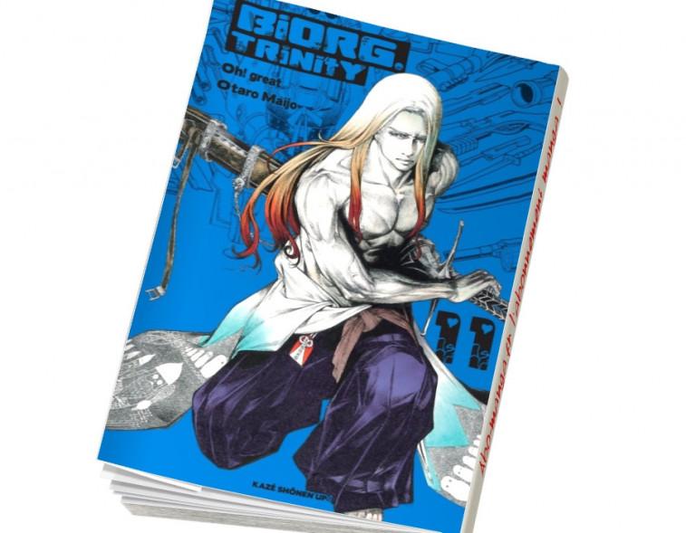 Abonnement Biorg Trinity tome 11
