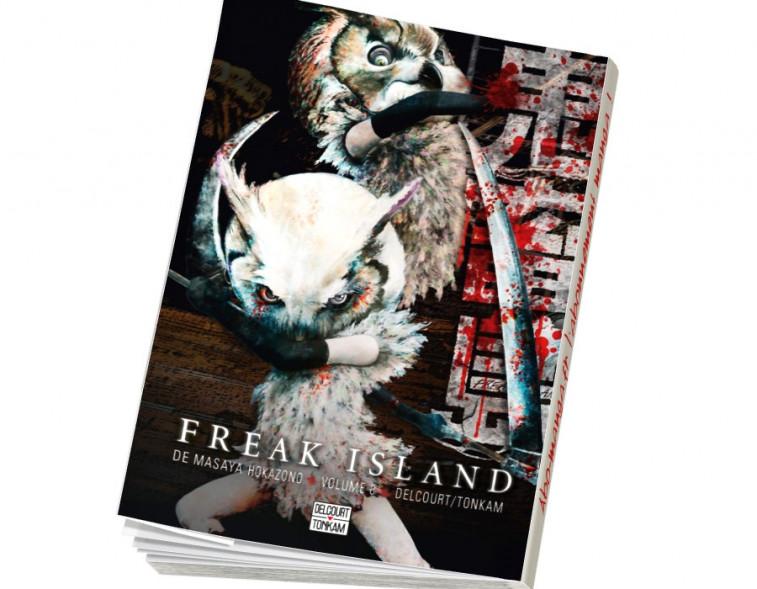 Abonnement Freak Island tome 8