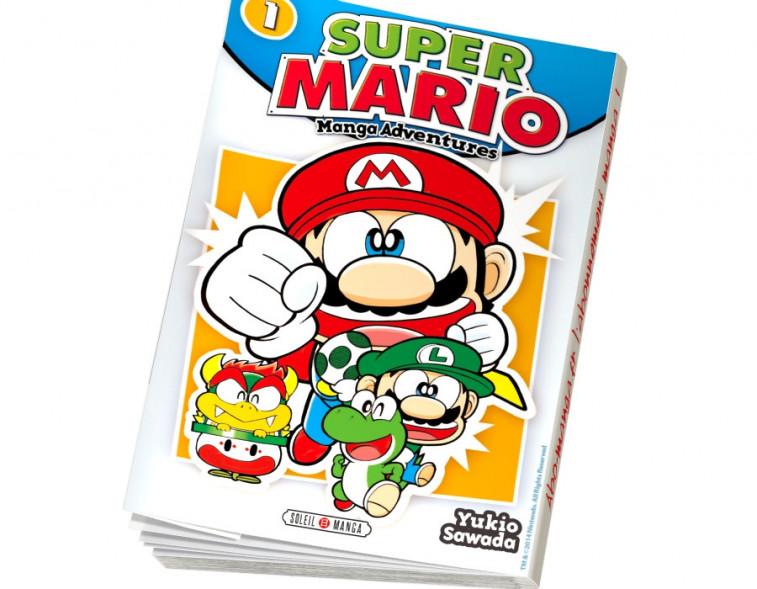 Abonnement Super Mario Manga Adventures tome 1