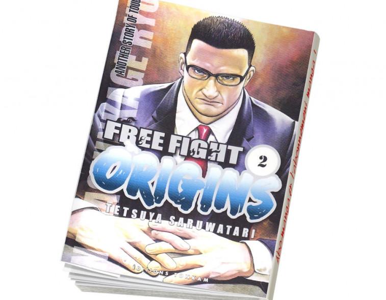 Abonnement Free Fight Origins tome 2