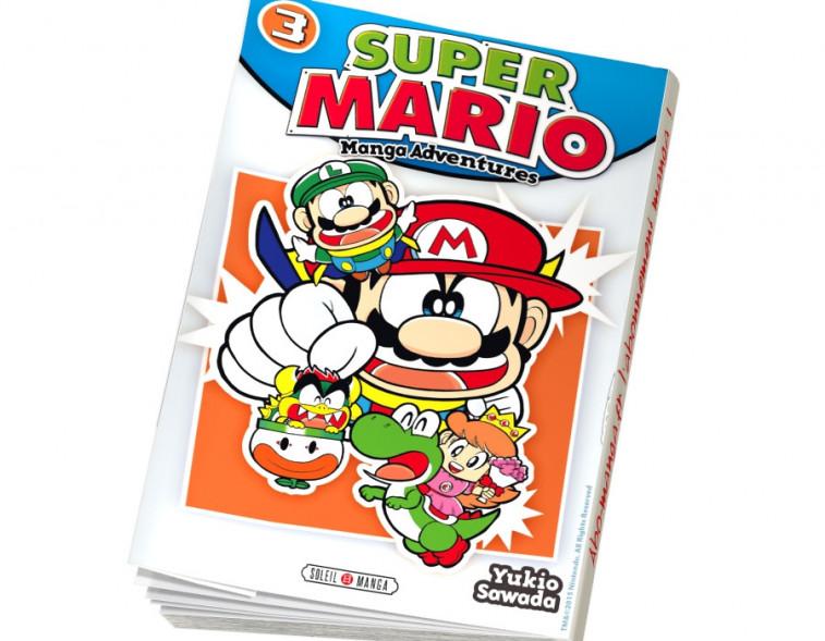 Abonnement Super Mario Manga Adventures tome 3