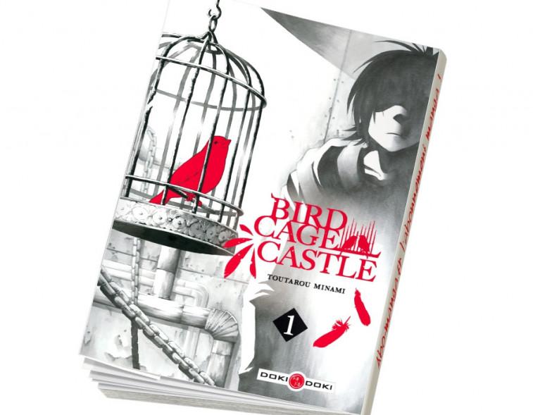 Abonnement Birdcage Castle tome 1